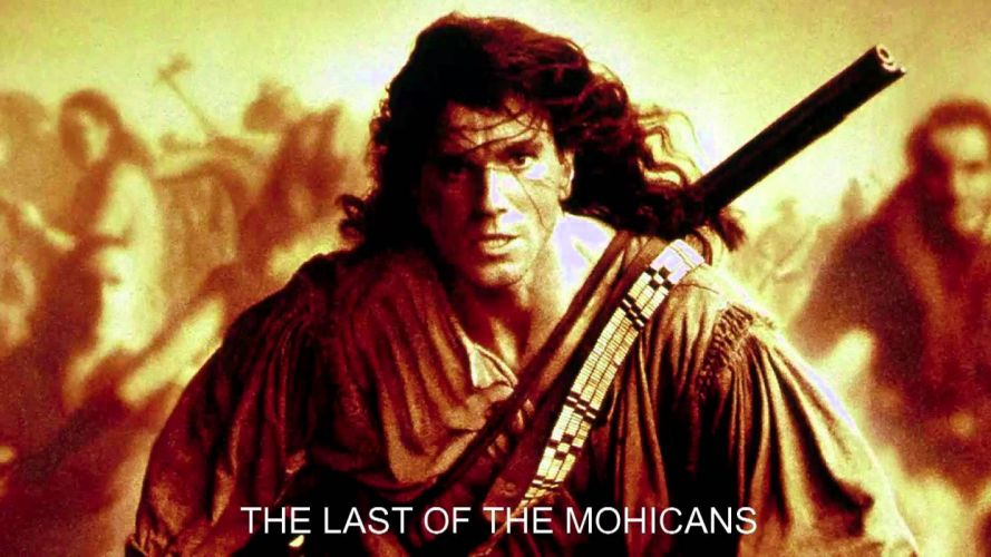 LAST OF THE MOHICANS action adventure drama native american movie film western poster wallpaper