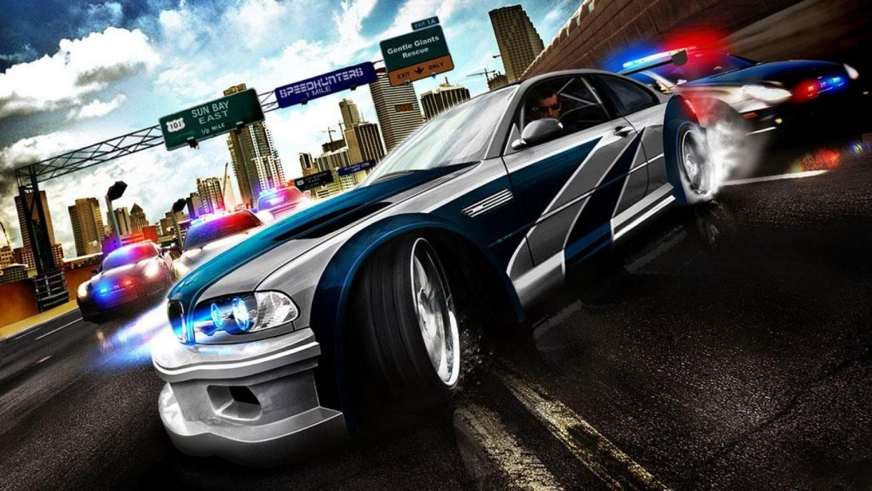 NEED FOR SPEED action crime drama bmw tuning drift wallpaper
