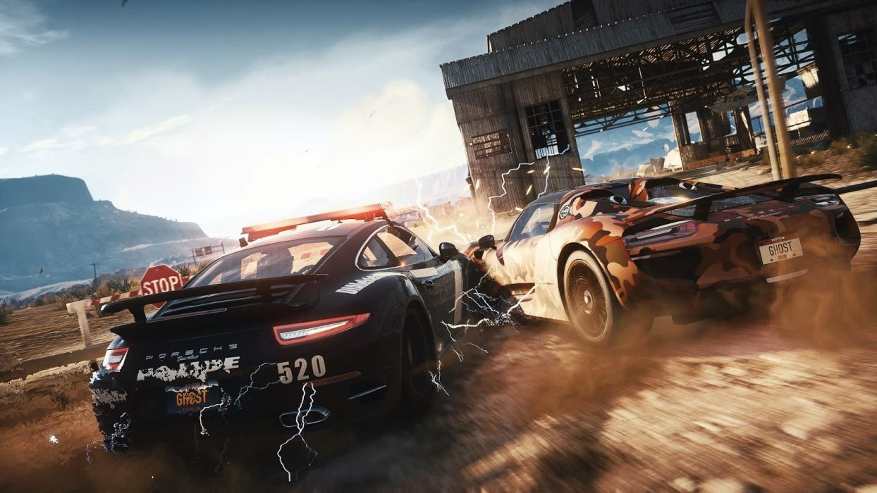 NEED FOR SPEED action crime drama wallpaper