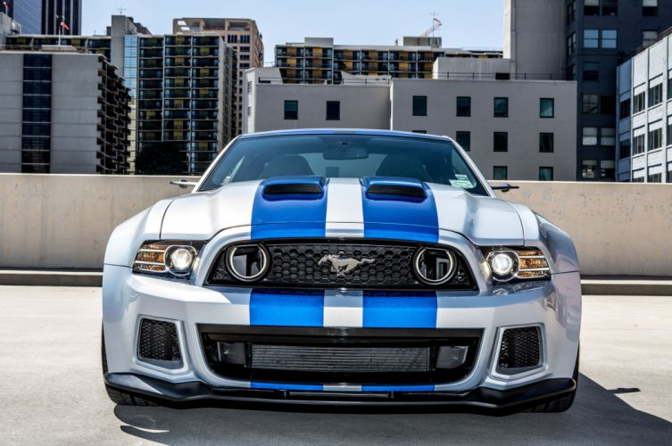 NEED FOR SPEED action crime drama ford mustang wallpaper