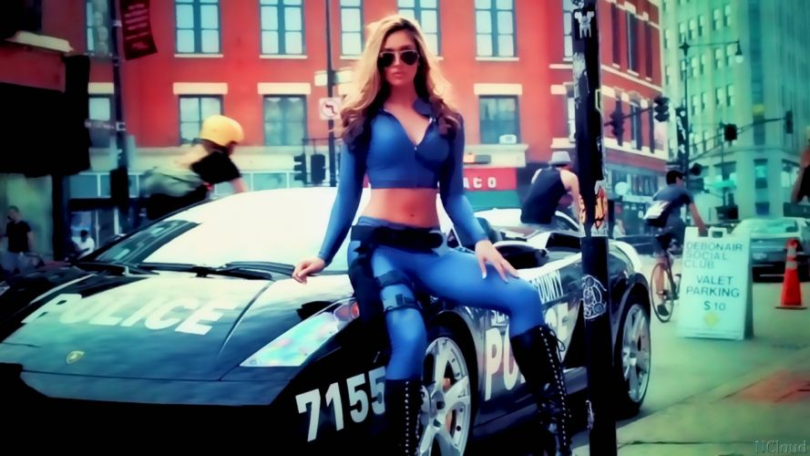 NEED FOR SPEED action crime drama sexy babe lamborghini wallpaper