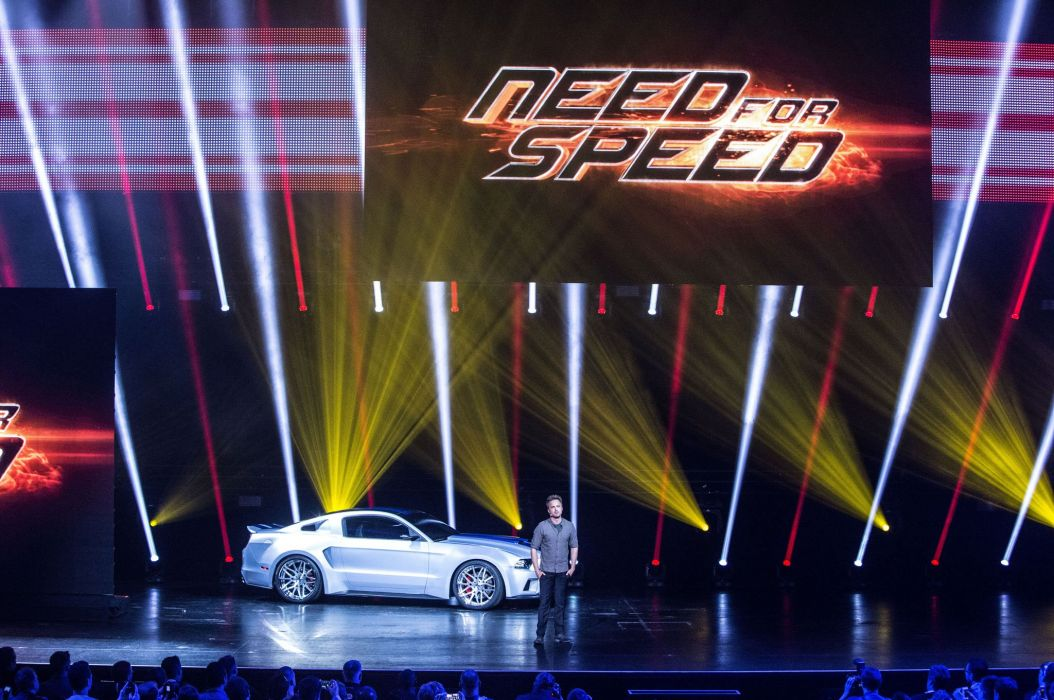 NEED FOR SPEED action crime drama poster ford mustang wallpaper