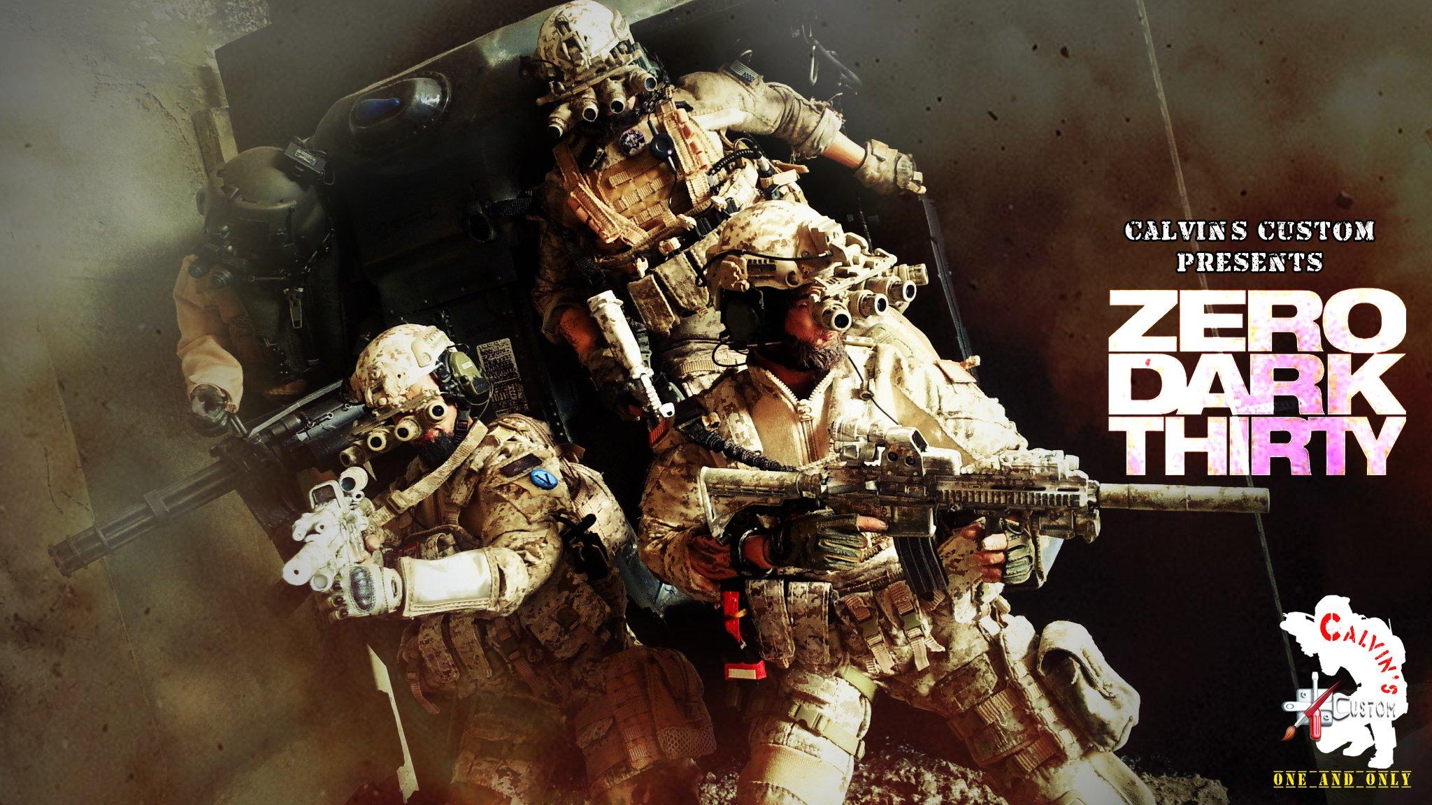 Zero Dark Thirty Drama History Military Thriller Weapon Gun Soldier