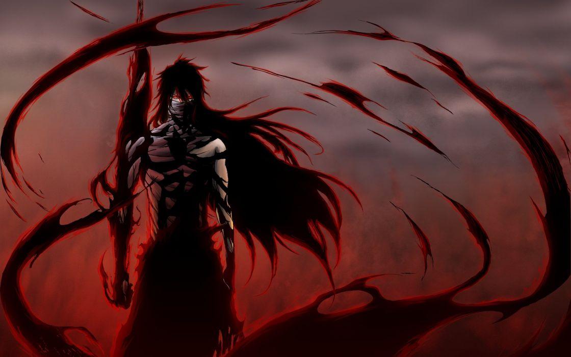 Bleach Kurosaki Ichigo Final Getsuga Tenshou Mugetsu wallpaper