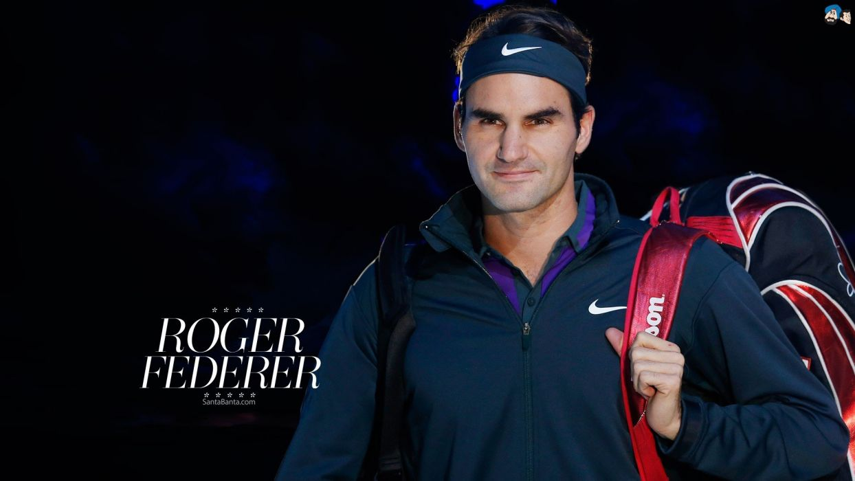 sports tennis Roger Federer Tennis Player wallpaper