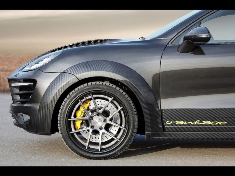 vantage Porsche Cayenne wallpaper