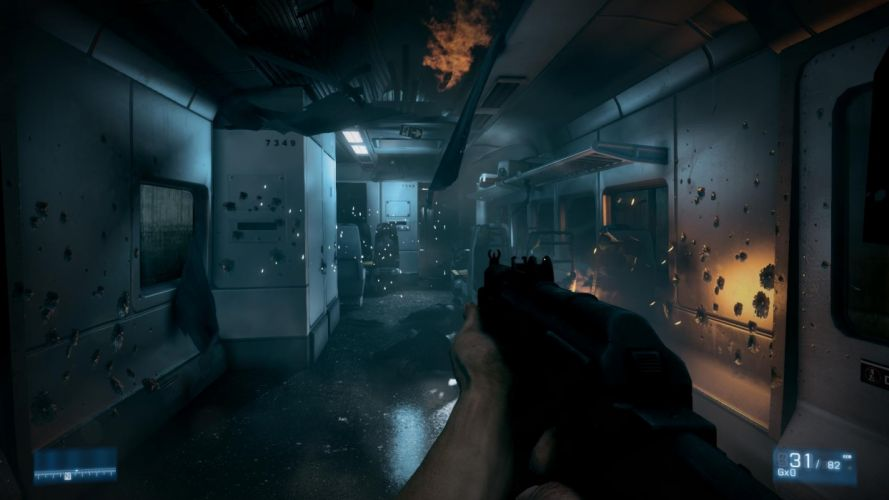 screenshots Battlefield 3 wallpaper