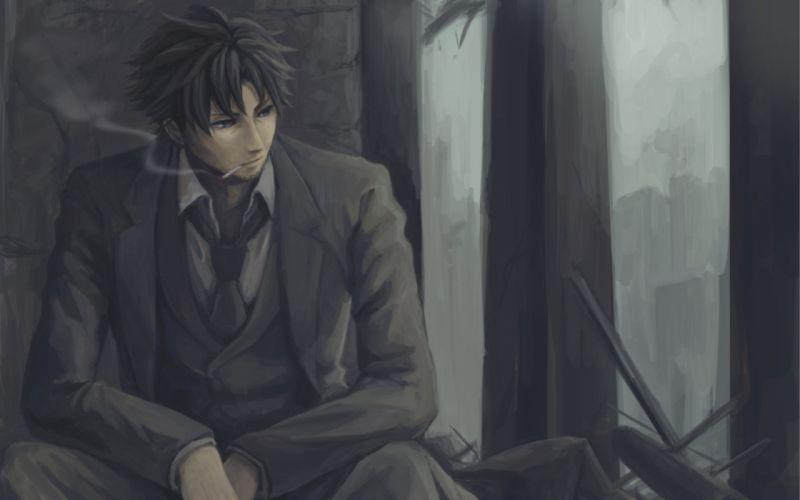 Fate/Stay Night Emiya Kiritsugu Fate series wallpaper