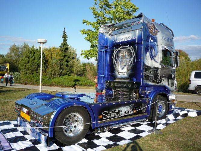 """Scania R620 """"SevernA wallpaper"""