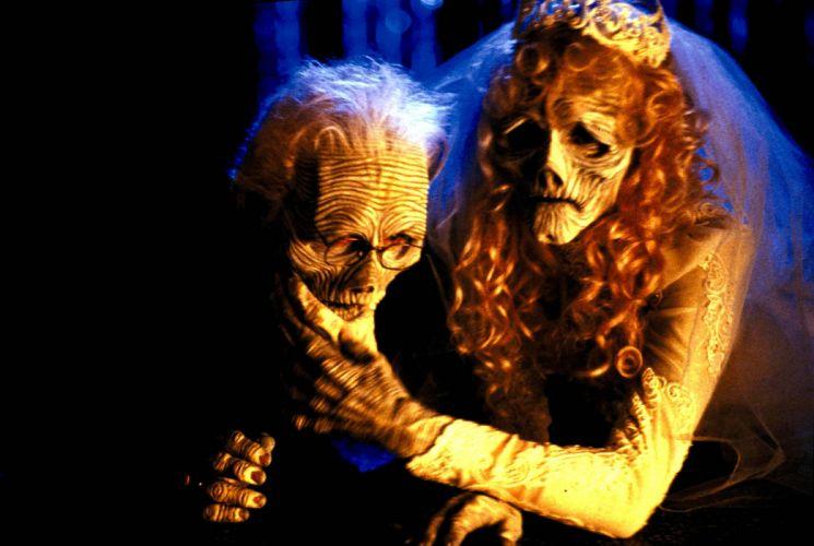 BEETLEJUICE comedy fantasy dark movie film monster horror halloween wallpaper