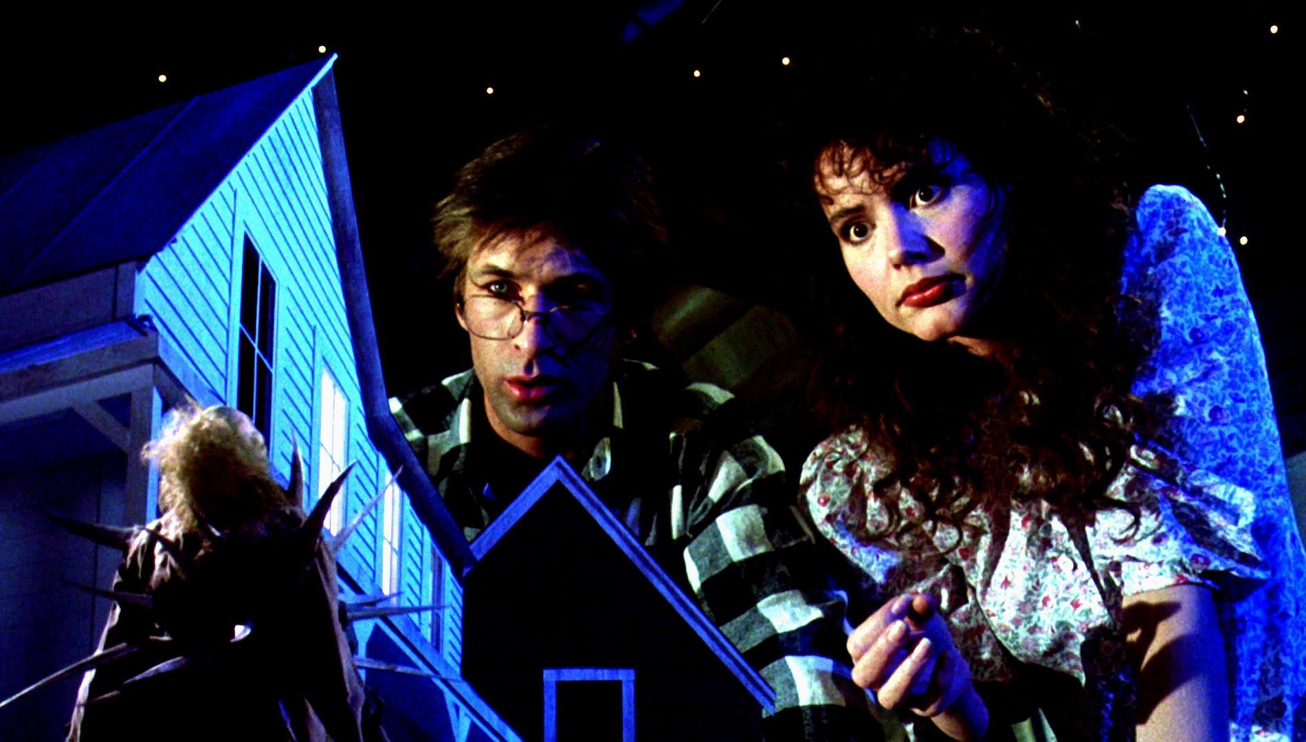 beetlejuice comedy fantasy dark movie film horror