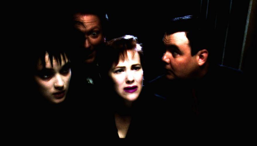 BEETLEJUICE comedy fantasy dark movie film horror wallpaper