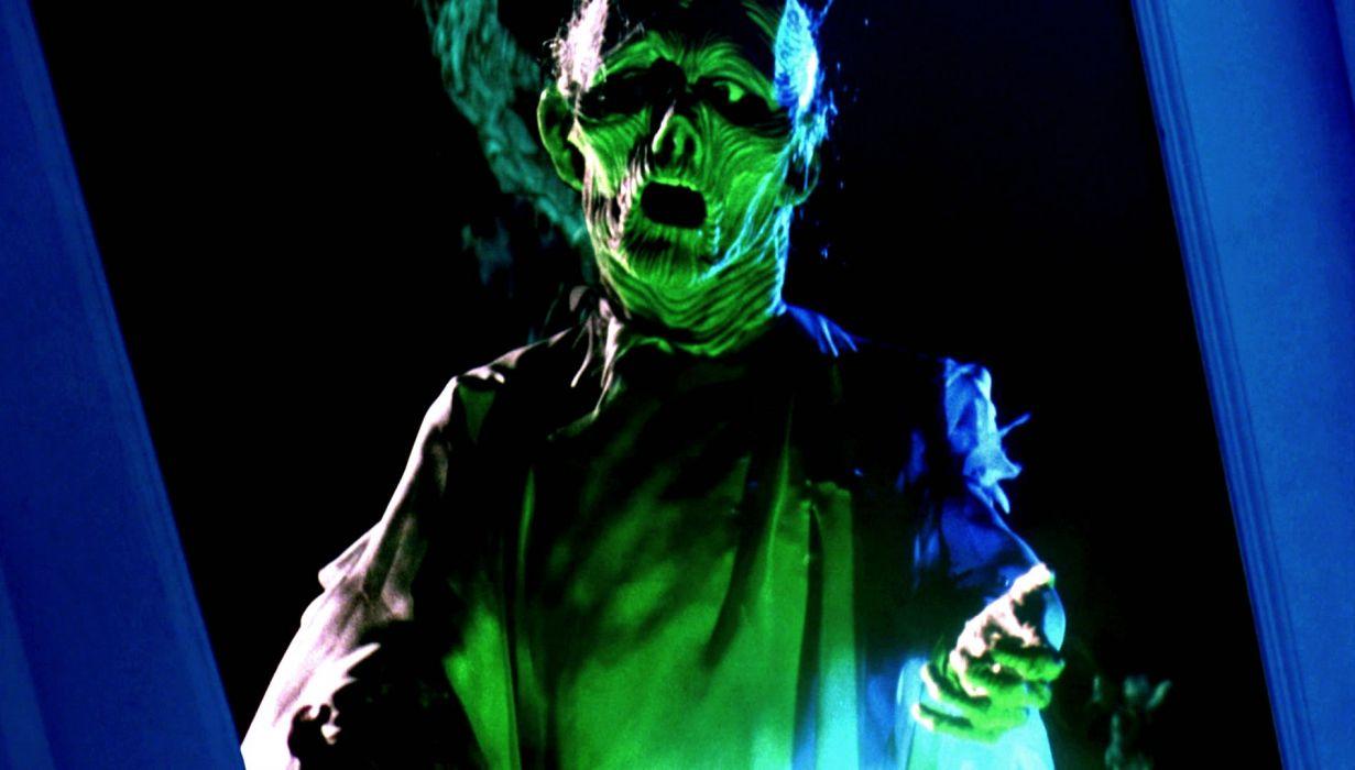 BEETLEJUICE comedy fantasy dark movie film horror halloween monster skull wallpaper