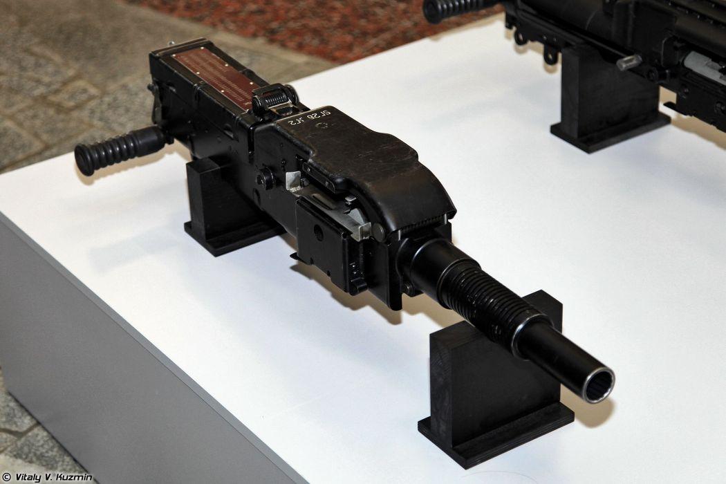 6G26 automatic grenade launcher wallpaper