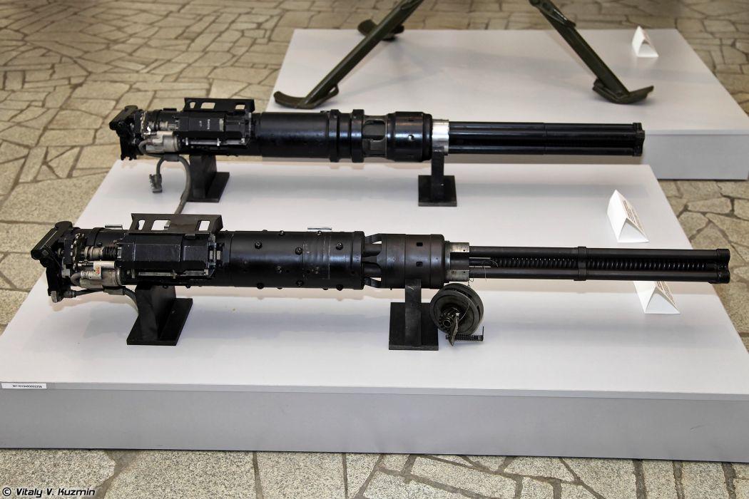 9A-624K and 9A624 aviation machine guns wallpaper