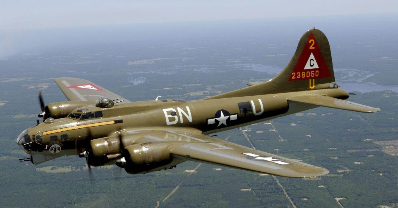 B-17 01 wallpaper