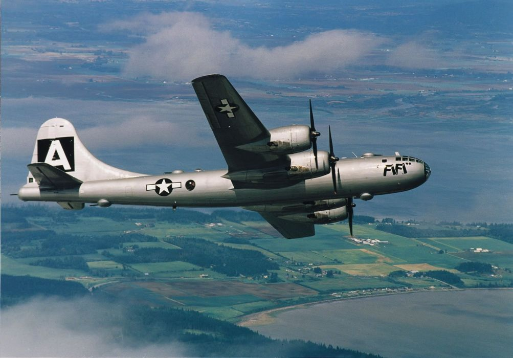 B-29 02 wallpaper