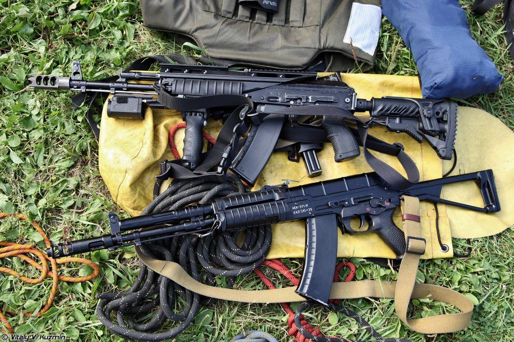 AK-74M AEK-971 wallpaper