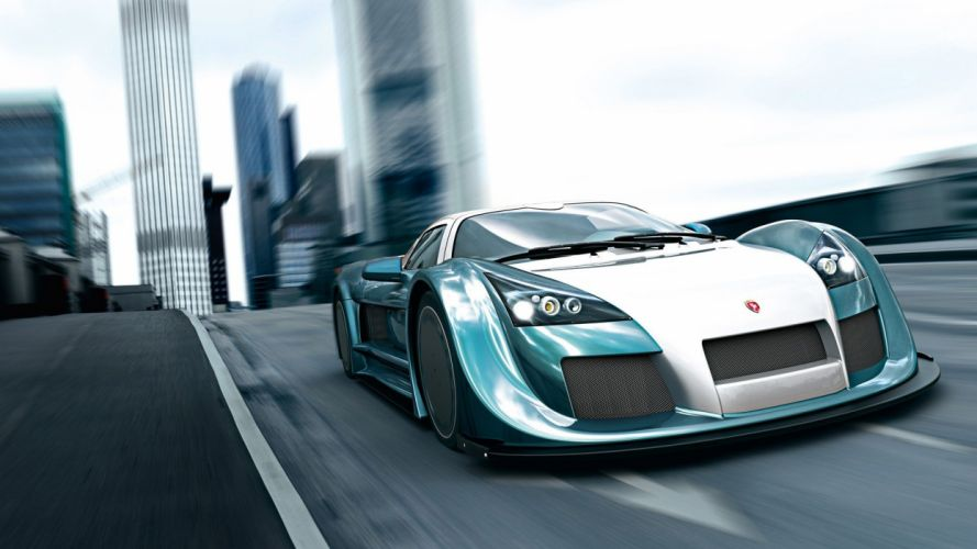 cars sports Gumpert Apollo speed wallpaper