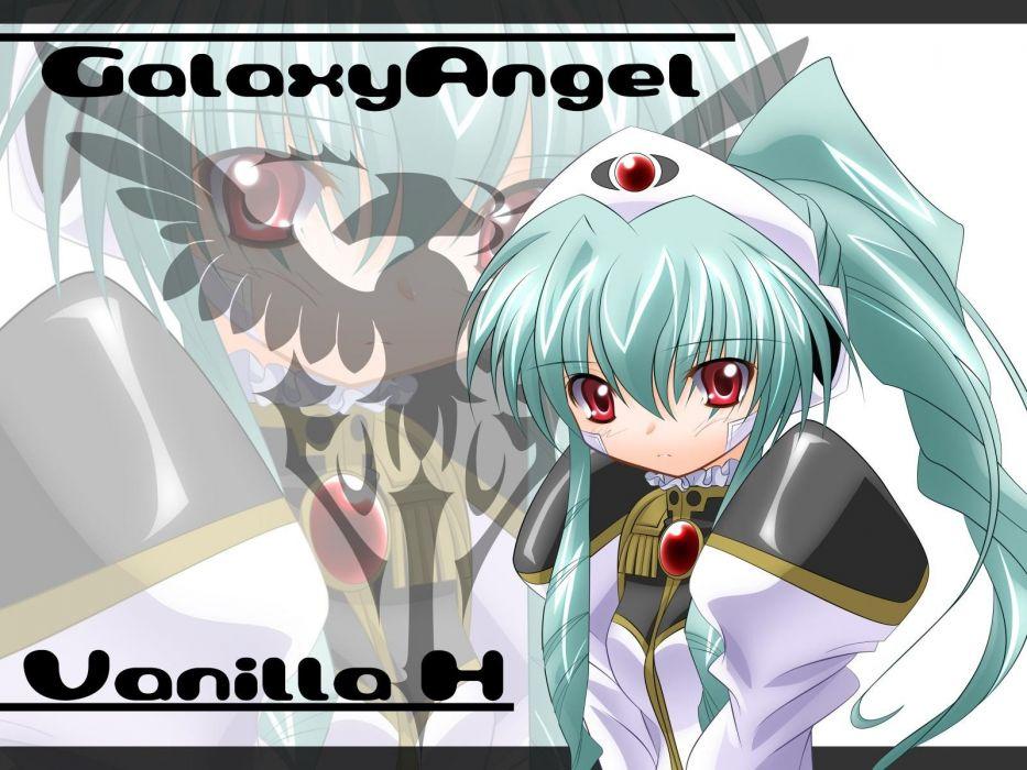Galaxy Angel Vanilla Best wallpaper