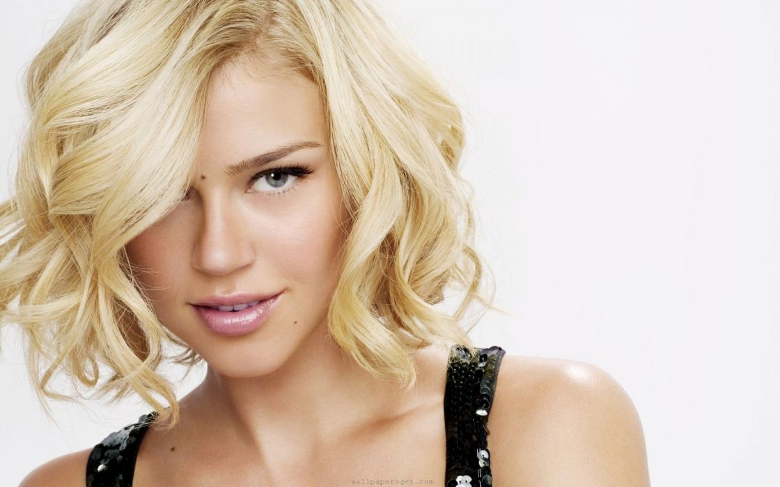 blondes fashion USA Belle Adrianne Palicki wallpaper