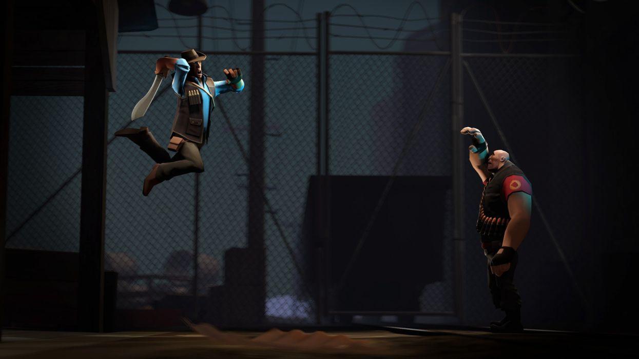Valve Corporation Heavy TF2 Team Fortress 2 Sniper TF2 wallpaper