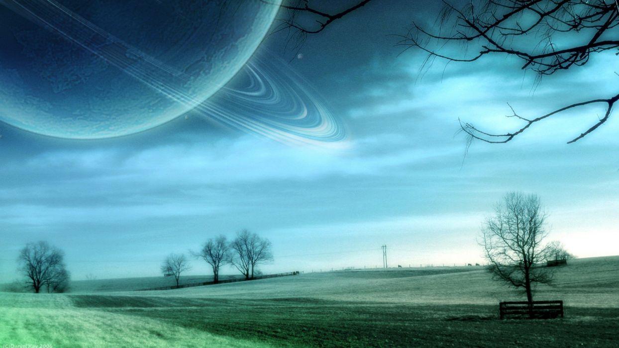 planets wallpaper