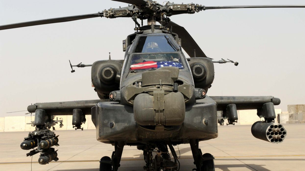 army apache military helicopters chopper US Army AH-64 Apache wallpaper
