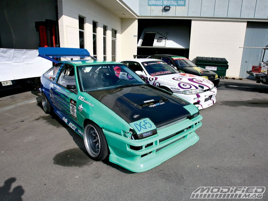 cars panda trueno wallpaper