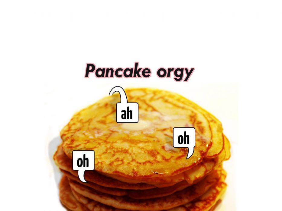 pancakes wallpaper