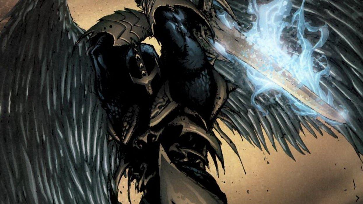 Spawn Image Comics Redeemer wallpaper