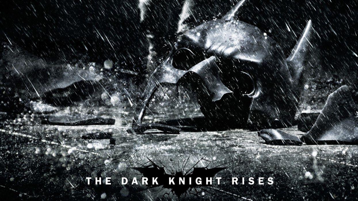 Batman movie posters Batman The Dark Knight Rises wallpaper