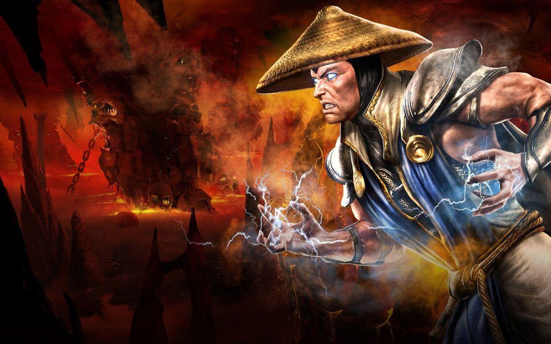 video games Mortal Kombat DC Universe Online games wallpaper