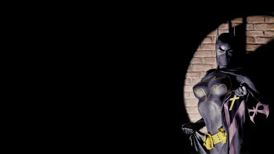 DC Comics Batgirl wallpaper