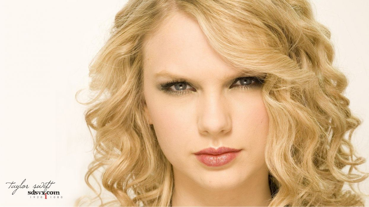 blondes women music Taylor Swift celebrity singers white background wallpaper