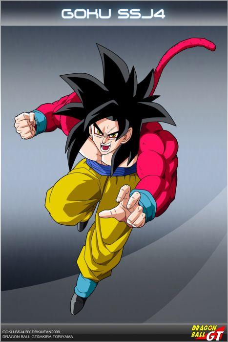 Goku Dragon Ball Dragon Ball GT wallpaper