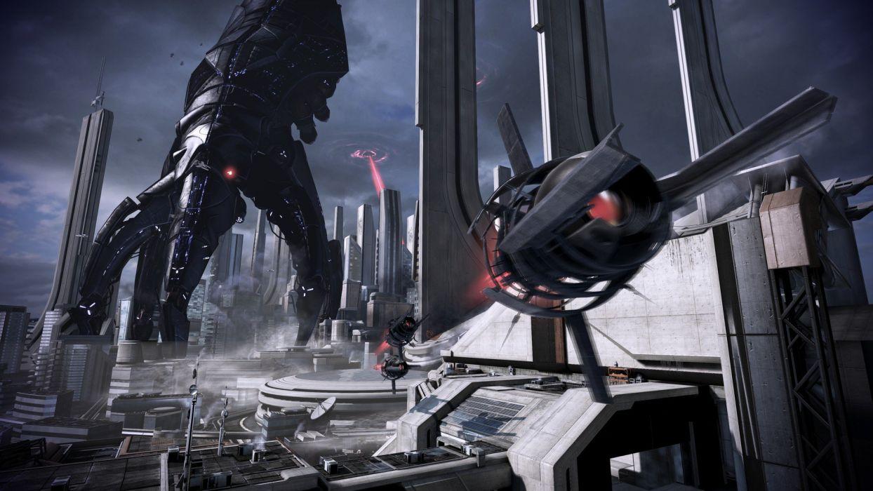 Mass Effect Mass Effect 3 Commander Shepard reapers wallpaper