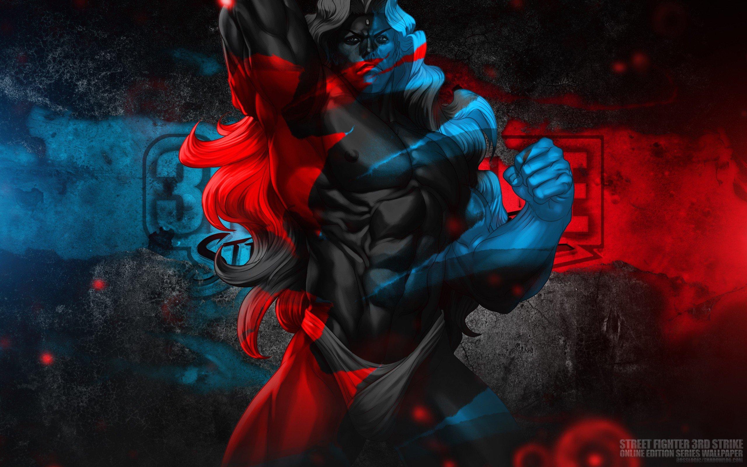 Bosslogic Artgerm Street Fighter Iii 3rd Strike Online Edition