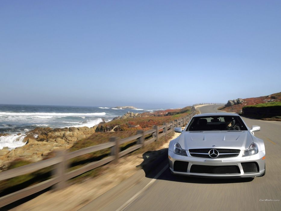 cars AMG Mercedes-Benz Mercedes Benz SL65 AMG wallpaper