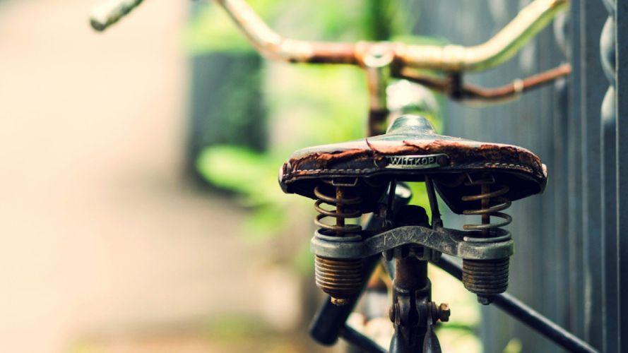 bicycles bicycle seat wallpaper