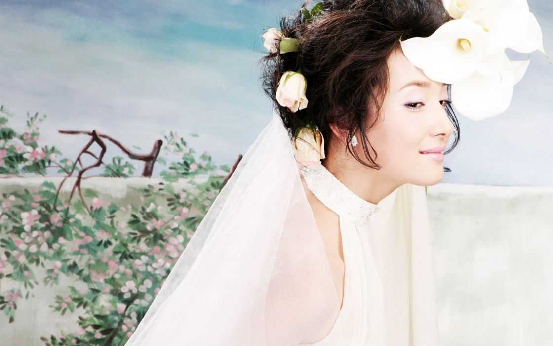 women brides Asians wallpaper