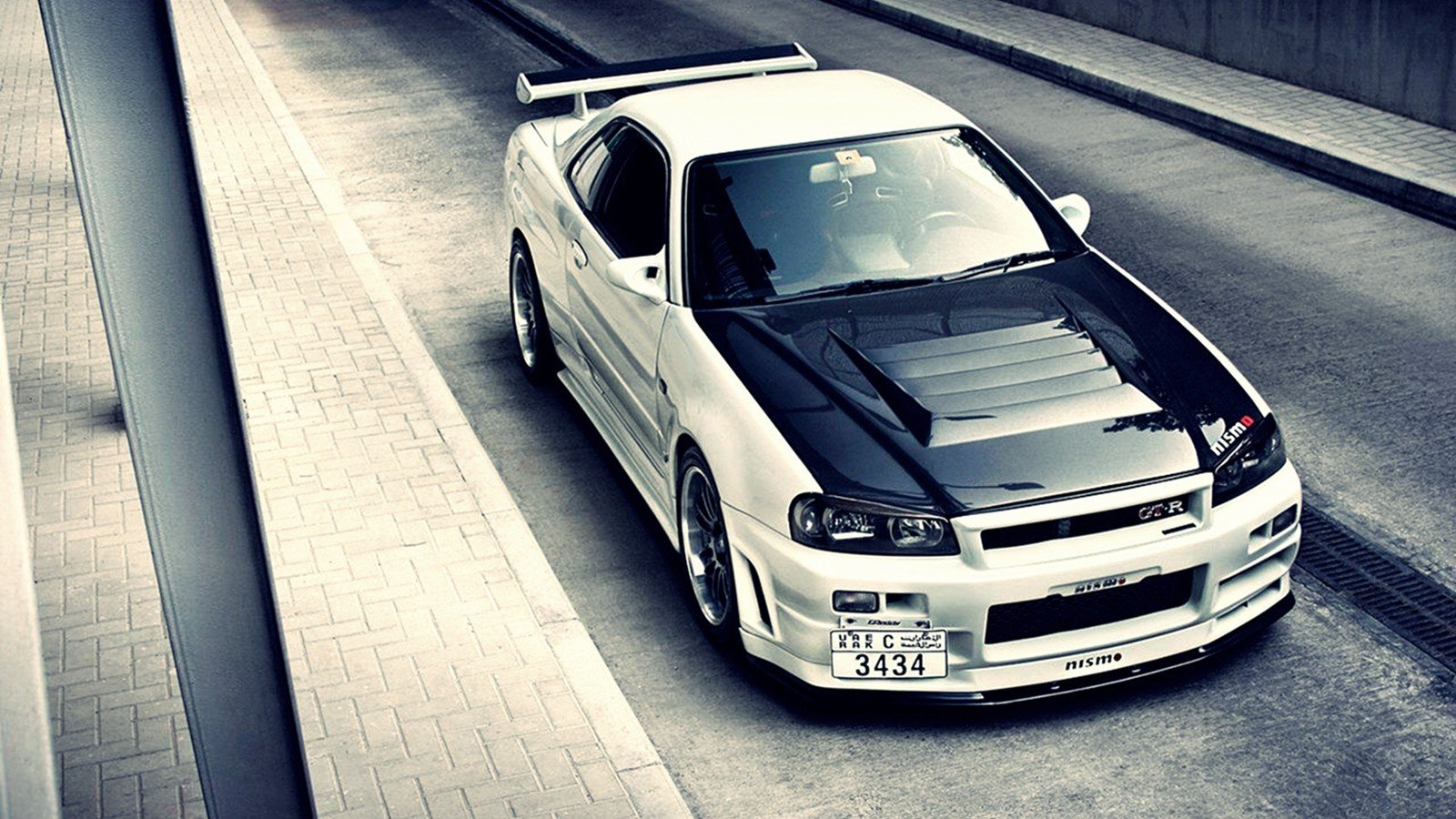 1995 Nissan Skyline Gtr R34 Nissan Skyline R34 Gt-r