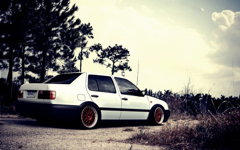 cars vehicles tuning lomo Volkswagen wallpaper