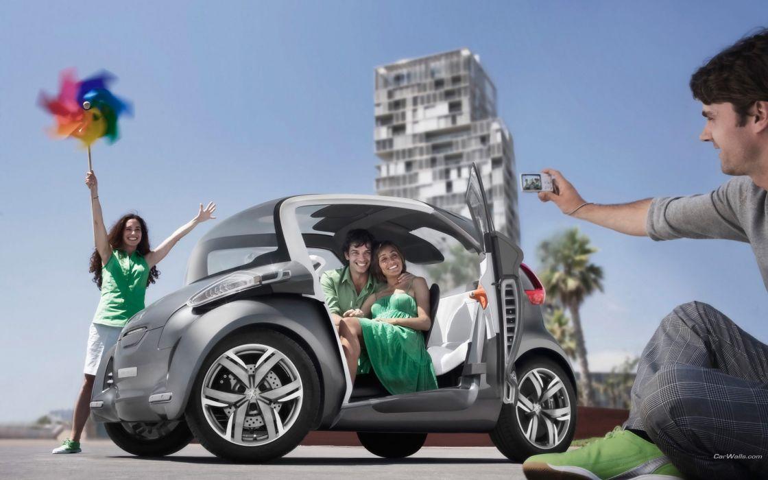 cars Peugeot BB1 wallpaper