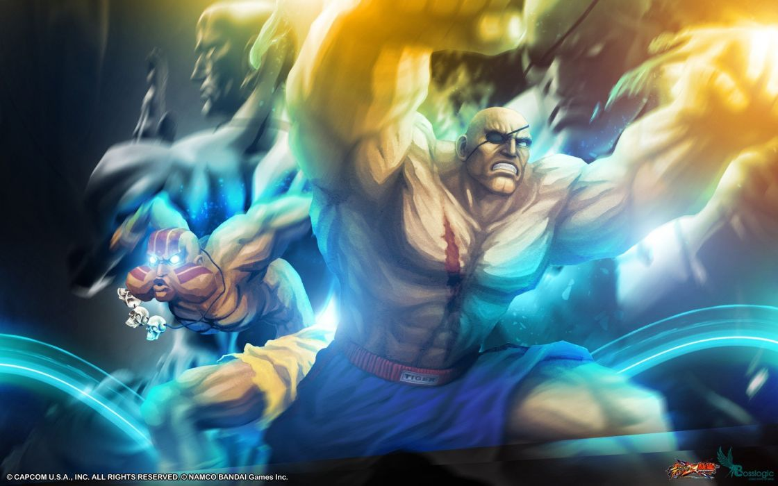 Video Games Tekken Street Fighter Sagat Dhalsim Street Fighter X Tekken Wallpaper 1920x1200 297909 Wallpaperup