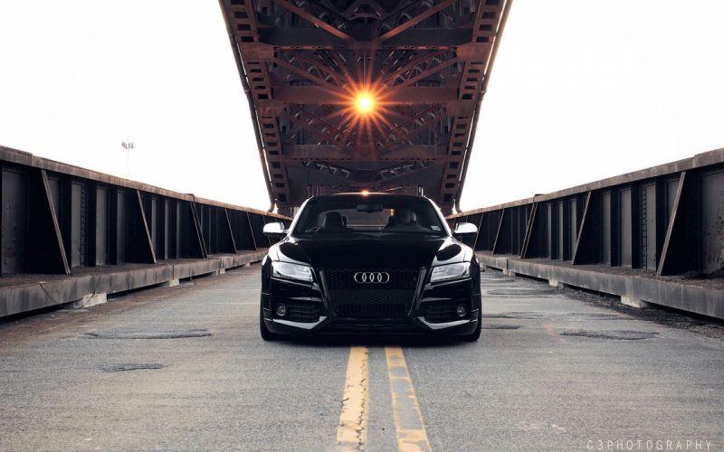 black cars vehicles tuning wheels sports cars Audi S5 luxury sport cars speed wallpaper