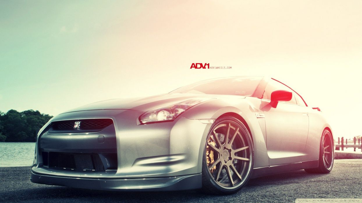 ADV 1 GTR Nissan GT-R R35 wallpaper