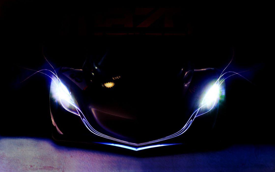 Mazda vectors wallpaper