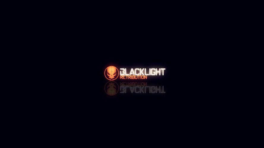 glow Blacklight Retribution BLR wallpaper