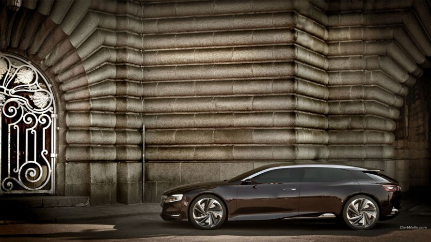 cars CitroAIA wallpaper